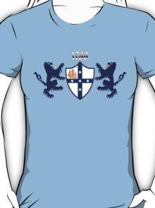 Sydney FC Lion Coat of Arms T-Shirt