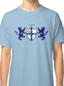 Sydney FC Lion Coat of Arms Classic T-Shirt