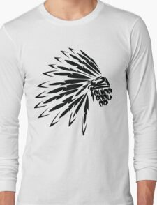 CHIEF ROCK Long Sleeve T-Shirt