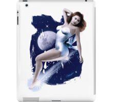 Monday's Child - Classic Pin Up Girl iPad Case/Skin