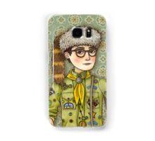 Sam from Moonrise Kingdom Samsung Galaxy Case/Skin