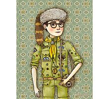Sam from Moonrise Kingdom Photographic Print