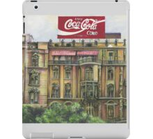 Enjoy, Budapest, Hungray iPad Case/Skin