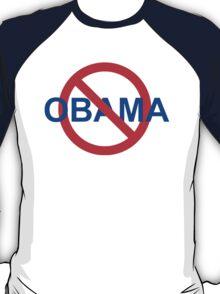 No Obama T-Shirt