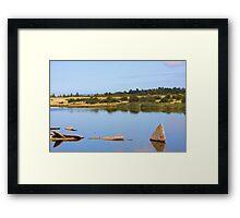 Norfolk England............. Framed Print