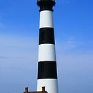 Bodie Island Lighthouse by Charles Adams