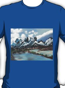 The Andes Of Chile T-Shirt