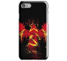 soviet pheonix iPhone Case/Skin
