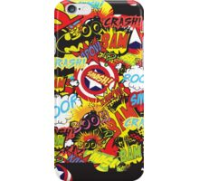 ComicFreak2 iPhone Case/Skin