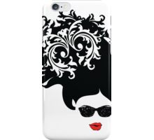 Red Lips iPhone Case/Skin
