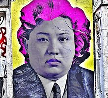 Our leader by Andy Warhol! by TimConstable