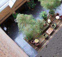 Inverness Lobby - Denver Colorado by Douglas Vance