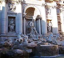Trevi Fountain by CiaoBella