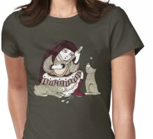 Serenade Womens Fitted T-Shirt