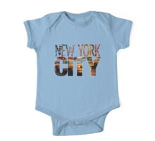 nyc One Piece - Short Sleeve