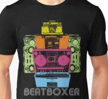 80's Beatbox Robot Unisex T-Shirt
