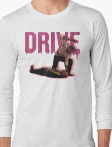 "Drive - ""Whose Money Do I Have?"" Long Sleeve T-Shirt"