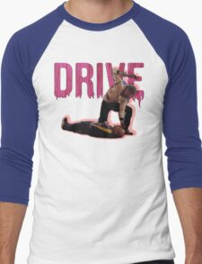 "Drive - ""Whose Money Do I Have?"" Men's Baseball ¾ T-Shirt"