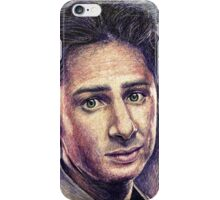 Zach Braff iPhone Case/Skin