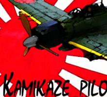 Kamikaze Pilots Sticker