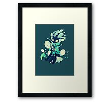 Thresh - Click on the Lantern League of Legends Framed Print