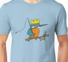 King Fisher Kingfisher Unisex T-Shirt
