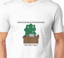 Administrative Professionals Top Triceratops Dinosaur Unisex T-Shirt