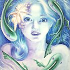 Queen of the sea by Corina Chirila