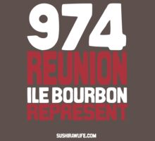 974 La Reunion, represent by kaysha