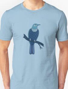 blue bird illustration T-Shirt