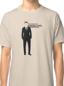 Jim Moriarty - Consulting Criminal Classic T-Shirt