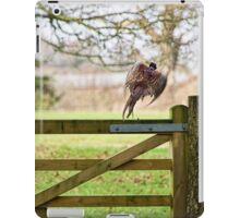 Flying Pheasant iPad Case/Skin