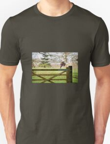 Flying Pheasant Unisex T-Shirt