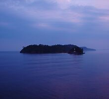 Lake Superior Island 2 by AnnaV