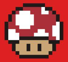 Mega Mushroom by ilikewinning2
