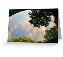 A Summer Reflection..... Heaven Only Knows...... Greeting Card