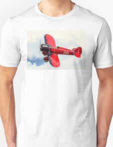 Travel Air Mystery Ship replica G-TATR Unisex T-Shirt