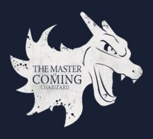 Master is Coming - Charizard One Piece - Long Sleeve