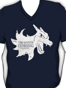 Master is Coming - Charizard T-Shirt