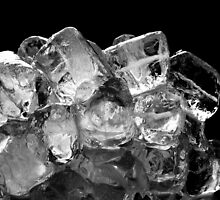 Ice Cubes by Graeme  Hunt