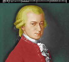 Nacht Mozart by EyeMagined