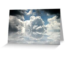 Change is in the Air Greeting Card