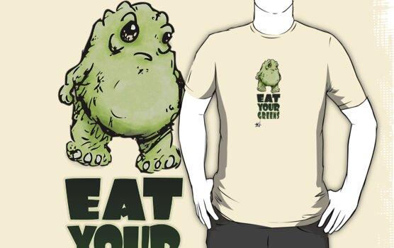 Eat Your Greens by o0OdemocrazyO0o