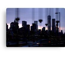 NYC Cityscape Canvas Print
