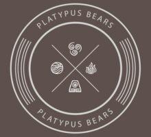 Vintage Pinnacle Palace Platypus Bears by spacesmuggler