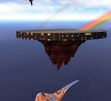 Rainbow Bridge by Karl Eschenbach