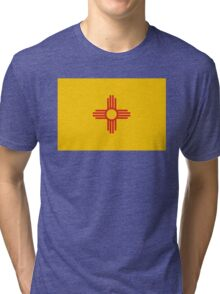 new mexico state flag Tri-blend T-Shirt