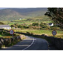 waterville kerry Photographic Print