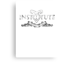 Institute NYC Canvas Print