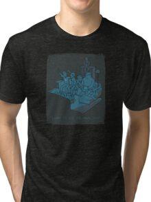 Movie Night Tri-blend T-Shirt